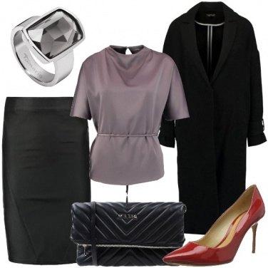 Outfit L\'eleganza è donna