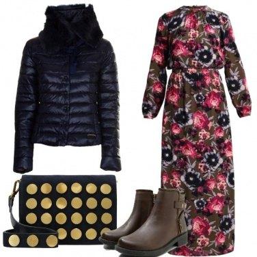 Outfit Fiori e colori