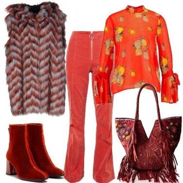 Outfit Ispirazioni hippy
