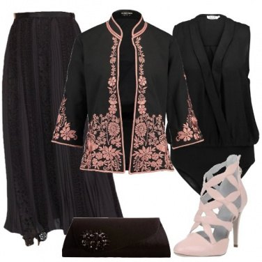 Outfit Europeo orientale