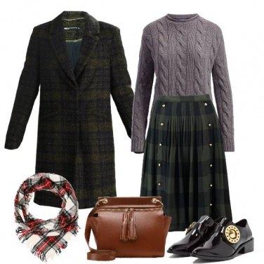 Outfit Saluti dalla Scozia