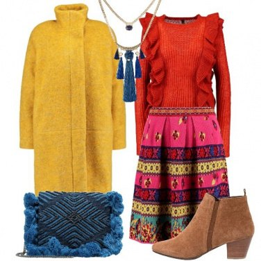 Outfit Colori dal Messico