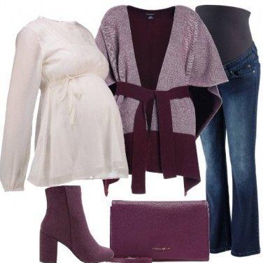 Outfit Mirtillo