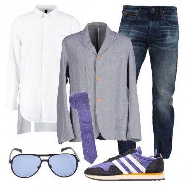Outfit Un tipo stravagante