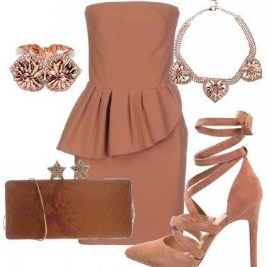 Outfit L\'eleganza del non colore