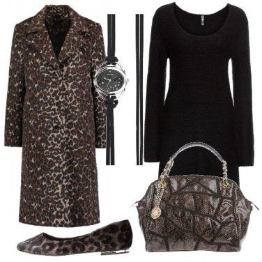 Outfit Un cappottino particolare