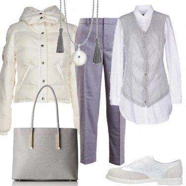 Outfit Grigio tenue