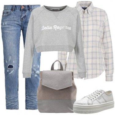 Outfit Bella ragazza