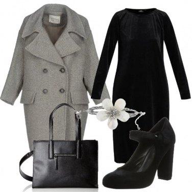 Outfit Elegante ma comodo