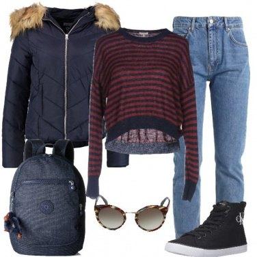 Outfit Adoro il denim