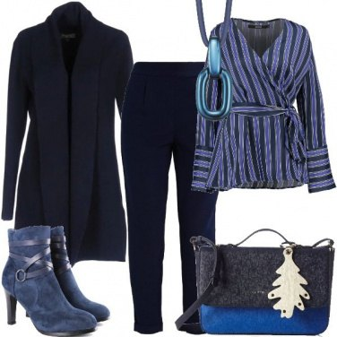 Outfit Blu per tutte