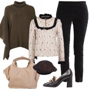 Outfit Romantica e bella