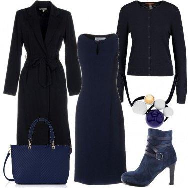 Outfit Un giorno in blu