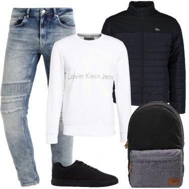 Outfit Zaino capiente