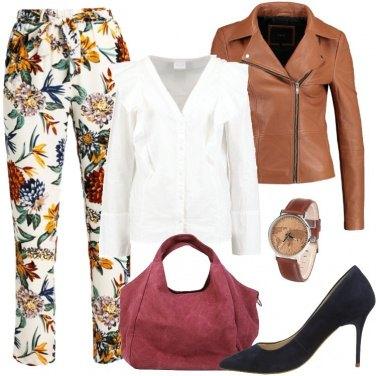 Outfit Camicetta in cotone
