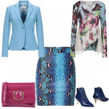 Giacche fantasia donna di diversi colori e tessuti | Bantoa