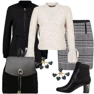 Outfit Lo zaino per tutte le occasioni