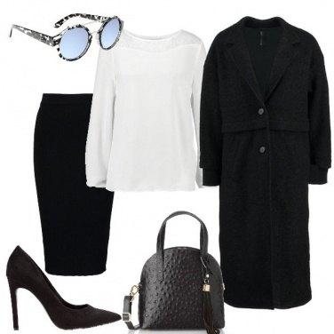 Outfit L\'occhiale stravagante