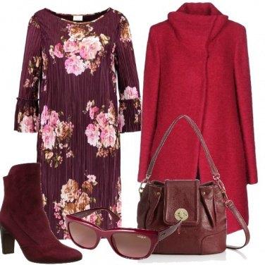 Outfit Floreale di giorno