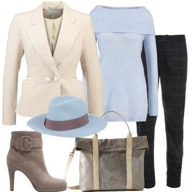 Outfit Un cappello delizioso