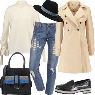 Outfit Avorio per l\'ufficio