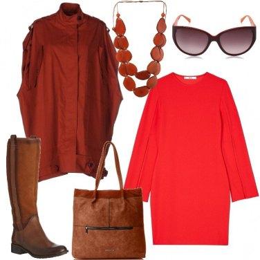 Outfit Aranciosole