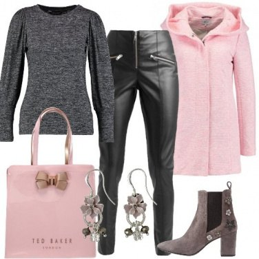 Outfit Romantica e moderna