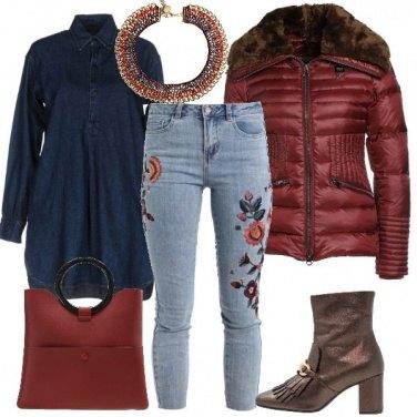 Outfit La collana vistosa