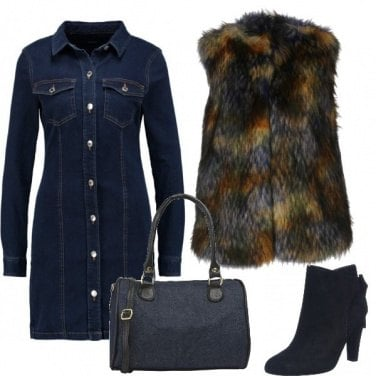 Outfit Jeans ricercato