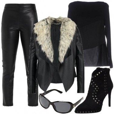 Outfit Dark di giorno