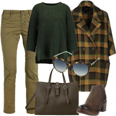 Outfit Sul verde