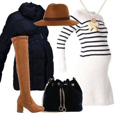 Outfit Mammina alla moda