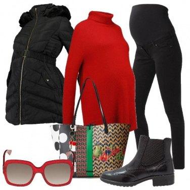 Outfit Mamme con gli occhiali