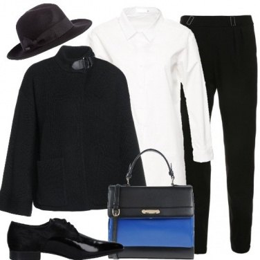 Outfit Maschile ma d\'effetto