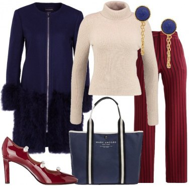 Outfit Stile griffato