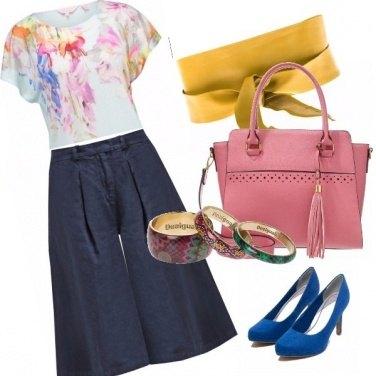 Outfit Colore e stile