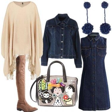 Outfit Una borsa d\'artista