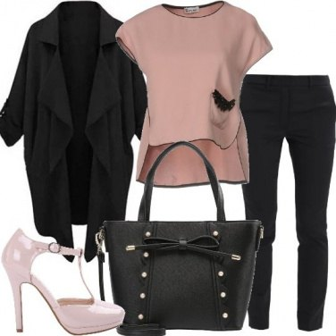 Outfit Mary Jane laccate