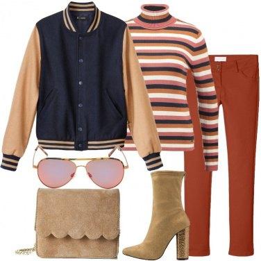 Outfit Uno stile particolare