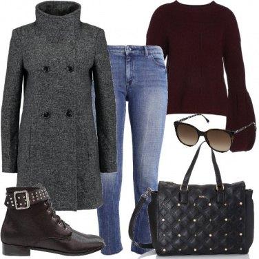 Outfit Caldo freddo