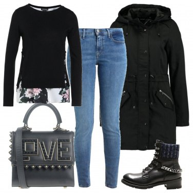 Outfit In nero