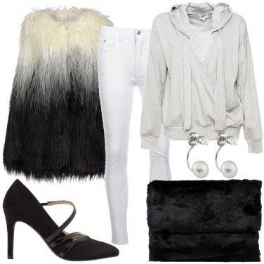 Outfit La felpa femminile