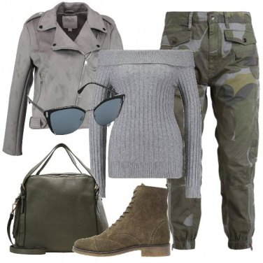 Outfit Zona militare