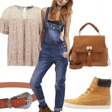 Outfit La ragazza della prateria