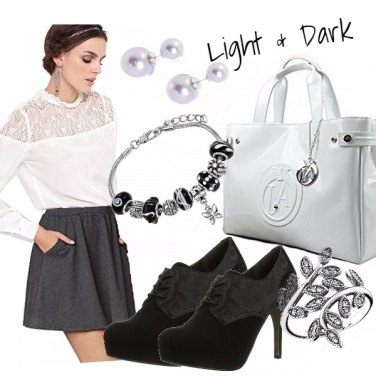 Outfit Light & Dark