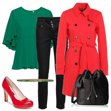 Outfit Vivaci colori