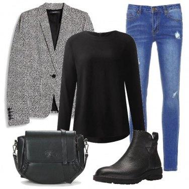 Outfit Il blazer