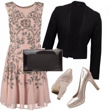 Outfit Romantico e prezioso