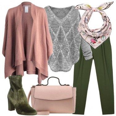 Outfit Un foulard spiritoso