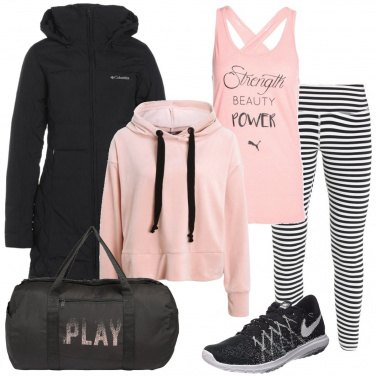 Outfit Sportive con stile